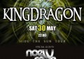 LIVE: 30/5/2015 – KINGDRAGON, NOELY RΑΥN @ Area 22, Athens, Greece