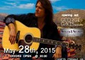 LIVE: 28/5/2015 – MILJENKO MATIJEVIC (acoustic), GEORGE GAKIS (acoustic), SILKED & STAINED (acoustic) @ Bat City, Athens, Greece